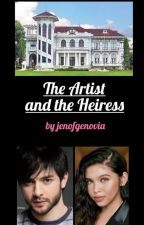 The Artist and the Heiress by jenofgenovia by demureandinnocentgrp