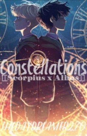 Constellations by thedaydreamer270