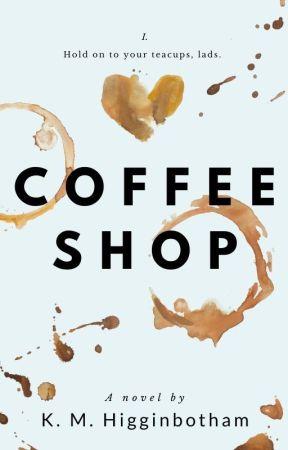 coffee shop by _kateh_