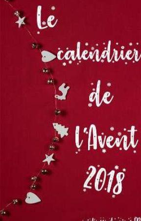 Le calendrier de l'Avent 2018 by RomanceFR