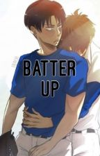 Batter Up (Ereri/Riren) by that_mocosa