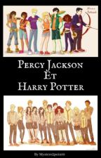Percy Jackson Et Harry Potter by Mystere2point0