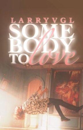 SOMEBODY TO LOVE | VKOOK by larryvgl