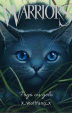 Gatos guerreiros: Fogo ou gelo by X_Wolffang_X