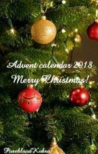Advent calendar 2018 by PurebloodKobra