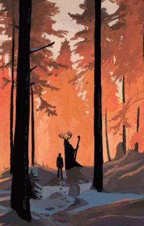 ... Et sur un Cheval Rouge by SenzenTravers