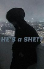 He's a She! (Bts×girl reader) by Ms_MinSugaGenius
