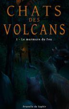 Chats des Volcans #1 : Le murmure du feu by Prunelle-de-Saphir