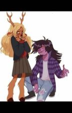 S H Y || Noelle X Susie by this_account_is_ded