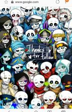 Au Sans x Reader Oneshots (Completed) by IceDream25