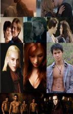 Silver Heat (Caius fanfic) (Twilight fanfic) by NatashaTheCat