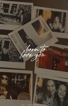 Born To Love You | Joe Mazzello by MarvelTime-Lady