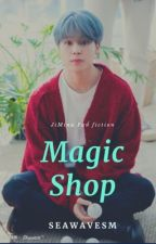 Magic Shop | JiMina by seawavesm