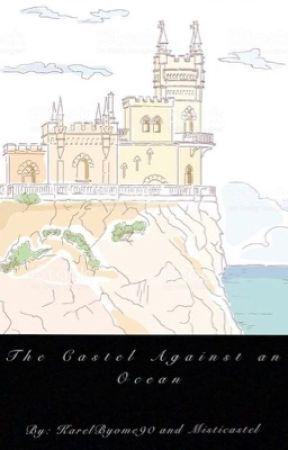 The Castel Against an Ocean by KarelByome90