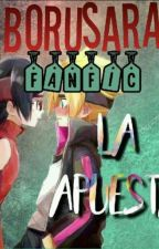La apuesta- ▶BoruSara◀ by vocaloid5000