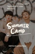 SUMMER CAMP || NAMJIN✔️ [ON HOLD] by Jiminttrash