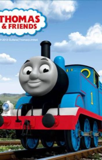 Sora meets Thomas The Tank engine
