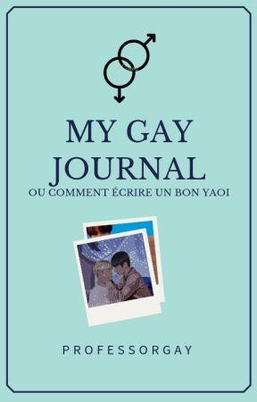 YAOI MODE D'EMPLOI by ProfessorGay