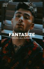 Fantasize | A Graphic Book by drunk-all-summer