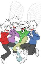 I Don't Deserve Friends - Eddsworld by slendergirl1106