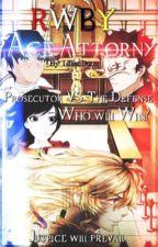 RWBY: Ace Attorney Crossover (Au) by LillianDuncan