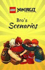 Ninjago: Bro's scenarios  by StarBeats