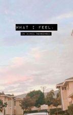 fuck feelings. [a teenage point of view]  by emshiiyyyaaa