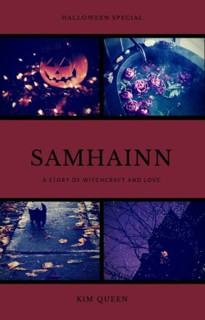 Samhainn - a story of witchcraft and love by NineUnicorns