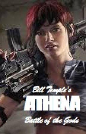 ATHENA ... Battle of the Gods by BillTemple1957