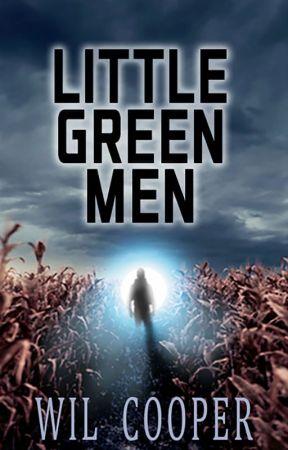 LITTLE GREEN MEN • Book 1 by wcooper5