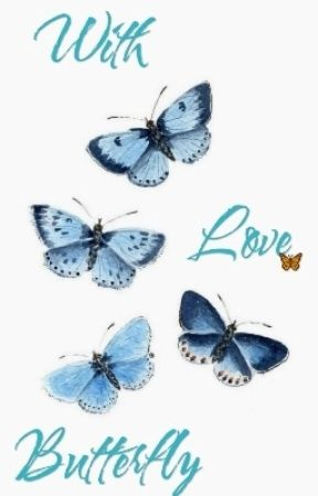With love, Butterfly by ana_hope12