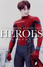 HEROES   YOONKOOK by cosmicbangtan