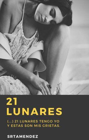 21 lunares by srtamendez