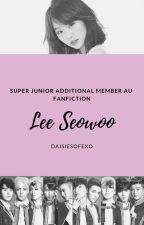 Lee Seowoo • Super Junior Additional Female Member AU • by daisiesofexo