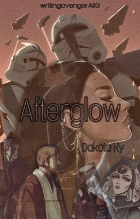 Afterglow | The Clone Wars by WritingAvengerA113