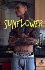 Sunflower by Briivnnnuh