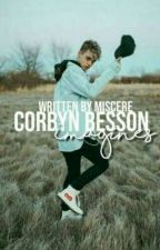 Corbyn Besson Imagines by Miscere