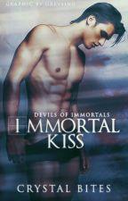 Immortal Kiss by Crystal_Bites