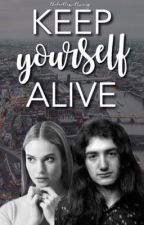 Keep Yourself Alive {John Deacon} by thebeatleswithwings
