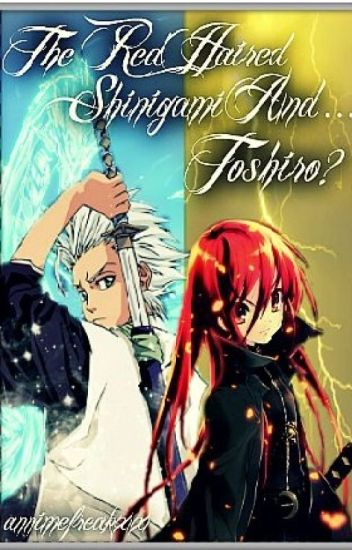 The Red Haired Shinigami.......and Toshiro? (bleach fanfic)