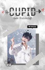 cupid ➳ lee eunsang by kangdaniexol