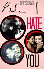 P.S. I Hate You (Tradução) A Editar by Kennieboobear