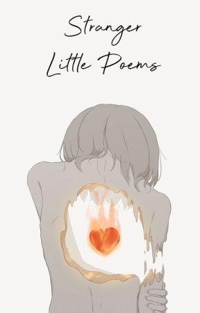 Estranho Pequeno Poema by KimTanajura