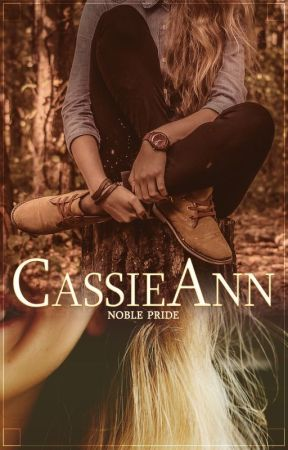 CassieAnn by Books_andGlasses