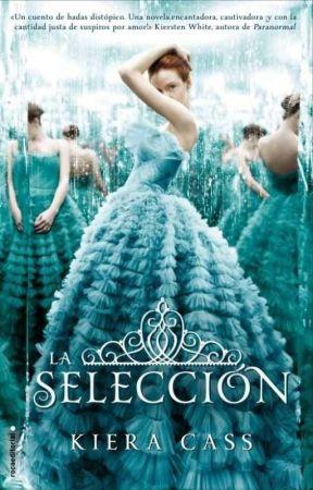 La Selección (CONCLUÍDA)  by UnicornioCofCof