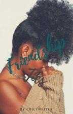 Friendship Ties by HopesArrow_16