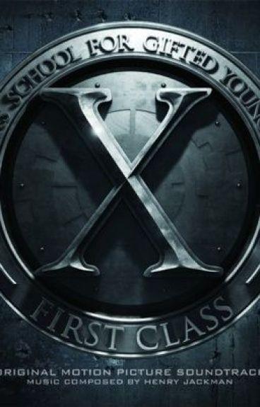 X-men First Class (Alex Summers/Aqua)