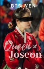 Queen of Joseon | jjk by bts7ven