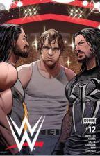 WWE shield imagines  by Tdunn450