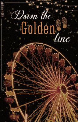 [Transfic | Oneshot] Down the golden line.